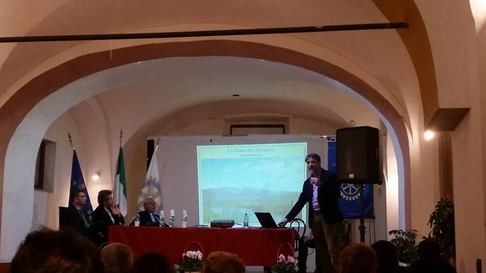 Il percorso dell'acquedotto augusteo tra storia, cultura e opere ingegneristiche: un momento della presentazione