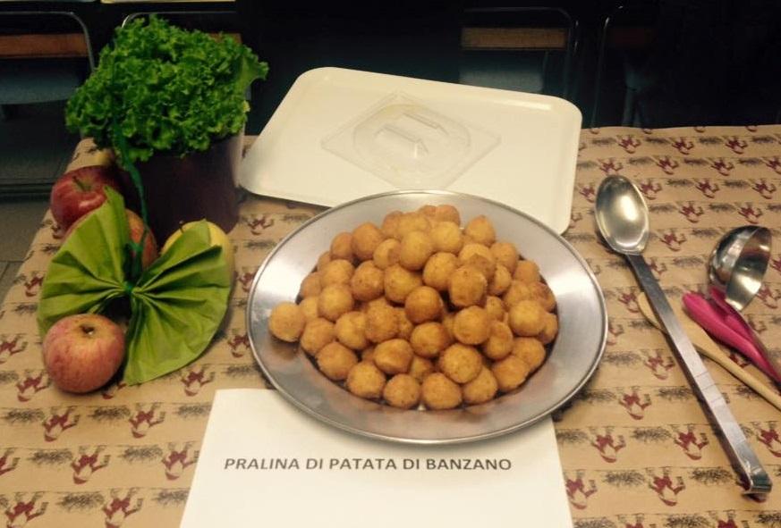 Pralina di patata di Banzano