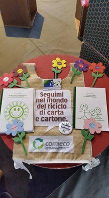 Il metodo Greenopoli e Le avventure di Greenopolino al PalaComieco di Giugliano insieme ai ragazzi di AISA Salerno