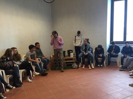 Greenopoli alla FIERA DEL LIBRO a Manocalzati, 5 maggio 2016 (Foto di Katya Tarantino)