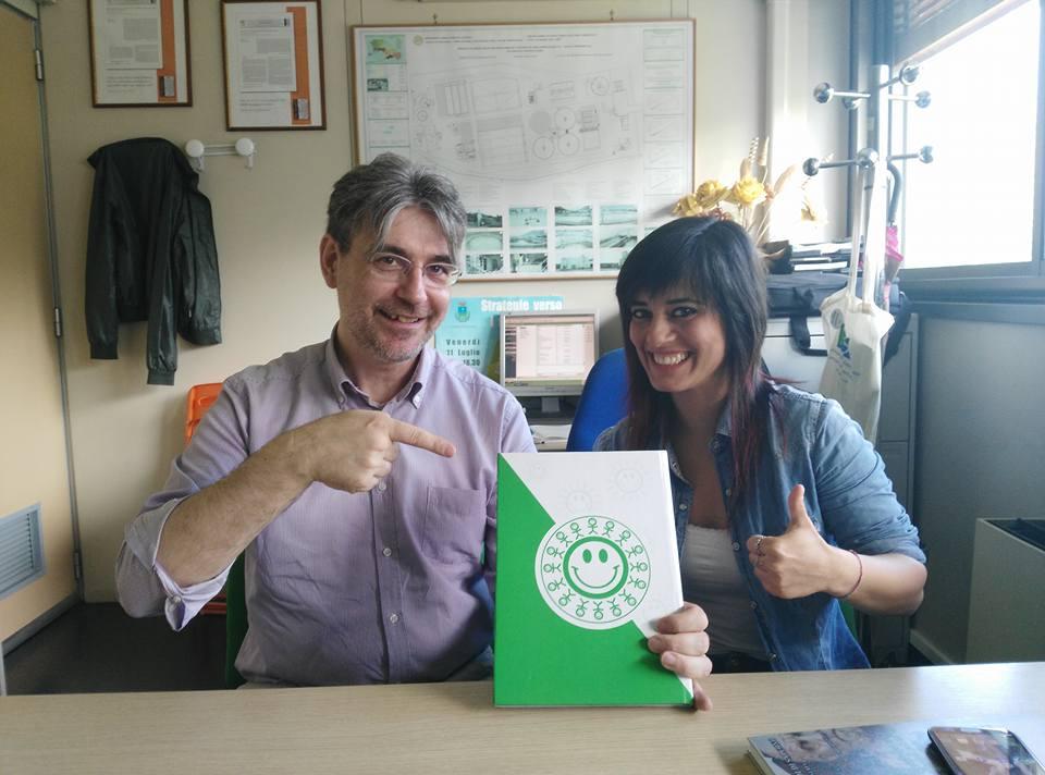 Greenopoli è una tesi di laurea grazie alla dott.ssa Valentina Iannone