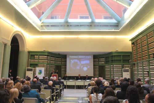 Biblioteca del Senato G. Spadolini - Sala degli Atti parlamentari